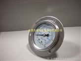 y-son牌轴向耐震充油表,全不锈钢油压表