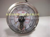 轴向磁助式电接点压力表