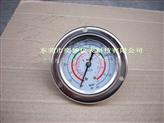 y-son高低压耐震冷媒充油表压力表