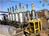 低价转让分子蒸馏设备二手反应釜设备