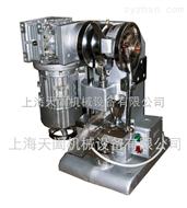 单冲涡轮传动式压片机设备