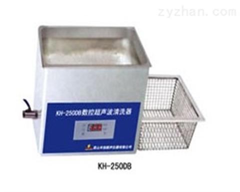 4L台式超声波清洗器  KH2200DV超声波清洗器