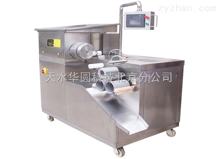 专业生产厂家产品高效全自动速控中药制丸机售后保障
