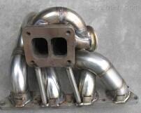 耐高温柴油机排气消声器