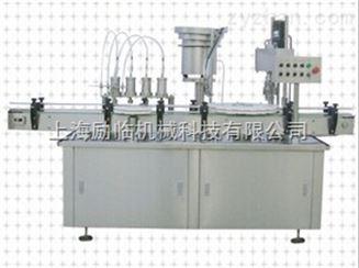 YGX系列液体灌装旋盖一体机