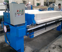 1000型聚丙烯隔膜壓濾機 廂式隔膜壓濾機