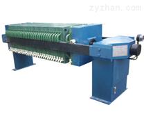 厂家生产快开高压隔膜压滤机 禹州污水压滤机