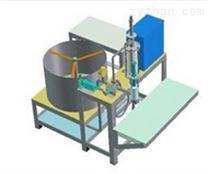 單頭立式膏體灌裝機 DLG型