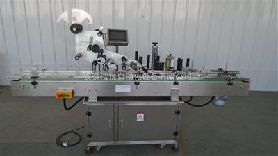 TM-2100A新型全自动顶面贴标机