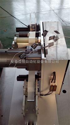 安徽浩悦可定制对折型电线贴标机