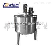 不銹鋼真空電加熱高剪切乳化攪拌罐