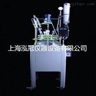 单层玻璃反应釜厂家--