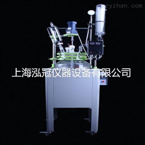 單層玻璃反應釜廠家