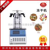 真空冷冻干燥机 郑州科达FD-1型冷冻干燥机