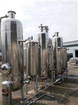 二手500升单效不锈钢外循环浓缩蒸发器回收