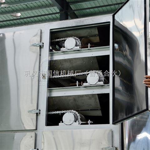 网带式大型山楂片烘干机