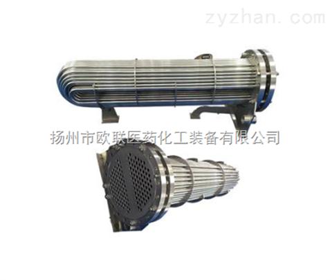 双管板换热器价格