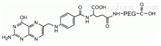 FA-PEG-COOH,羧基PEG叶酸,Folate-PEG-COOH,叶酸聚乙二醇羧基 的功能简介