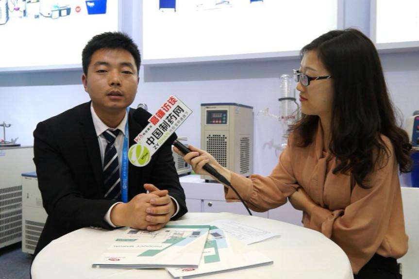 专访郑州长城科工贸有限公司业务经理禹轩