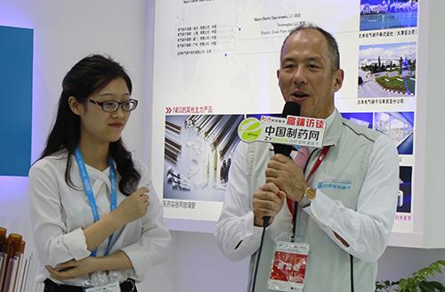 专访日本电气硝子株式会社营业部担当课长力石匡史