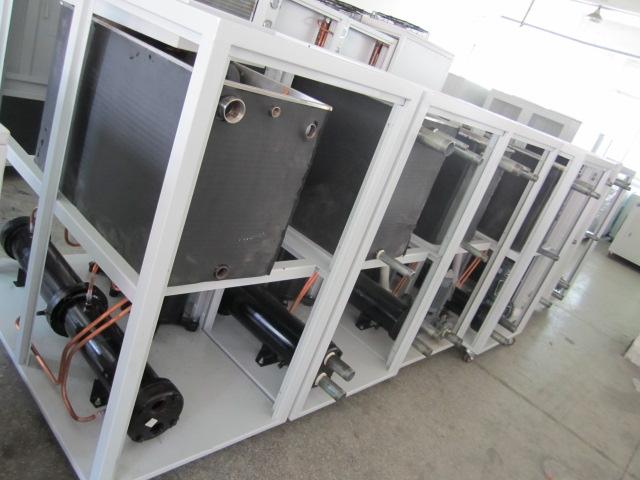 望城40hp工业螺杆式冷水机组空调制冷机