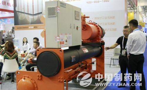 恒标斯瑞产品应用经理桂林松:一体化冷水机奏