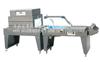 半自动L型套膜收缩包装机